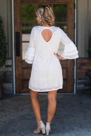 Love Of Lace Dress