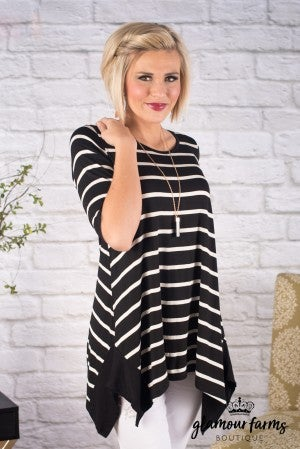 The Cora Knit Tunic