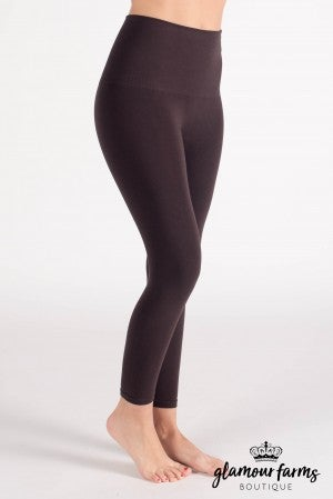 Ahh-mazing Tummy Tuck Crop Legging