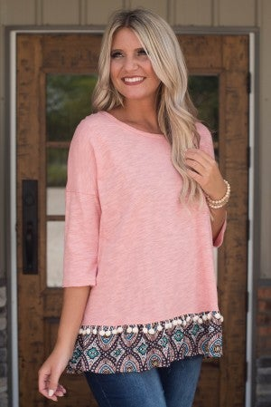 **Daily Deal** Boho Chic Top