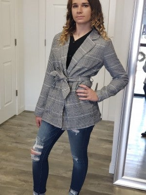 Jacket Blazer (2 Colors)