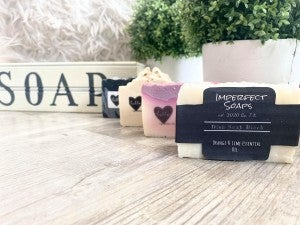 Imperfect Soaps by T.K Locally Made