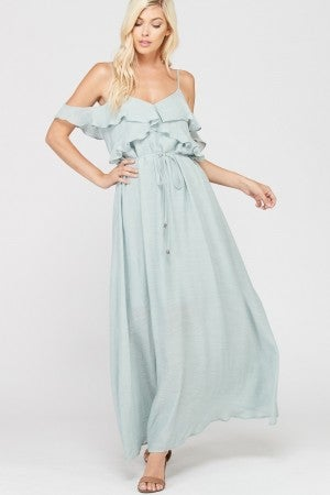 Dance With Me Maxi Dress