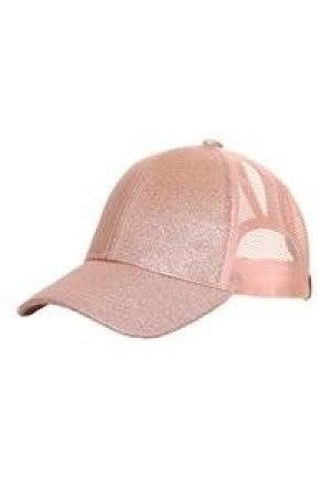 Remi cc ponytail hat