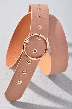 Taupe Adjustable Belt