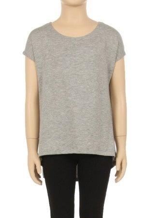 Basic Grey top