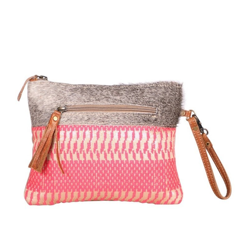 CHARISMATIC PINK POUCH