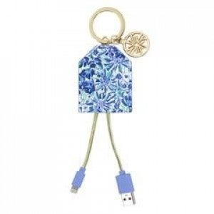 Lilly Pulitzer Charging Tag