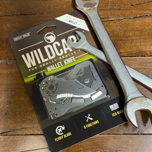 Wildcard Wallet Knife