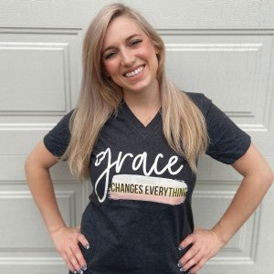 Grace Changes Everythng Tee