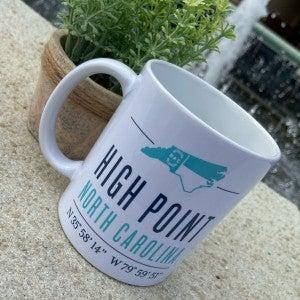 High Point NC Mug