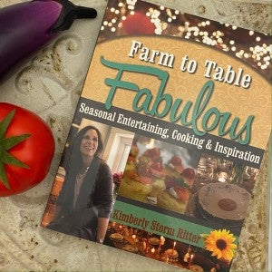 Farm To Table Fabulous Cook Book