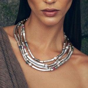 Sumatra Island Necklace