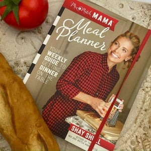Meal Planner Mix & Match Mama