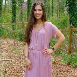Basic Tee Dress PS Kate