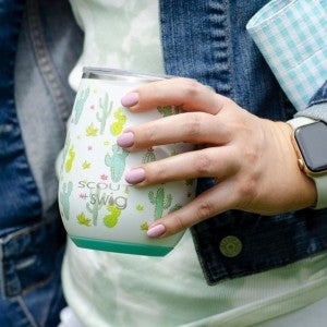 Scout + Swig Stemless Wine Cup 14OZ