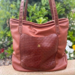 Camel Catherine Tote