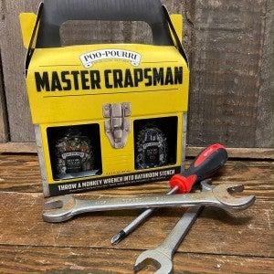 Master Crapsman Poo-Pouri