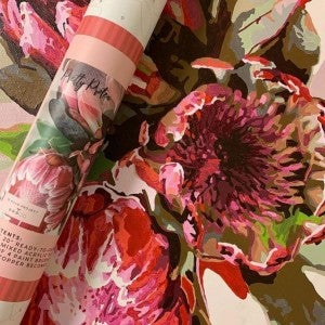 Pretty Protea Paint by Numbers