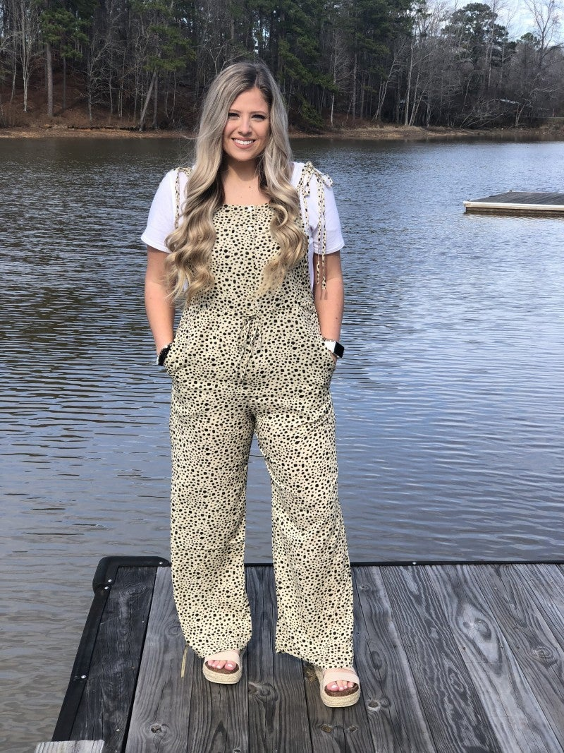 Kori Double Strap Jumpsuit