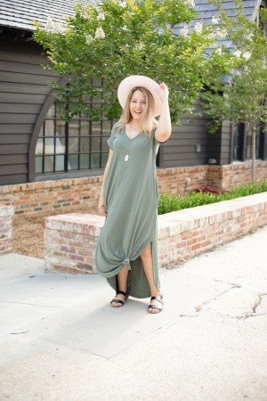 What Dreams Are Made Of Maxi Dress