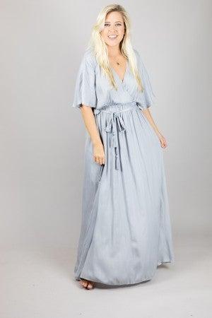 Boho Babe Maxi Dress