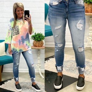 The Chloe Jeans