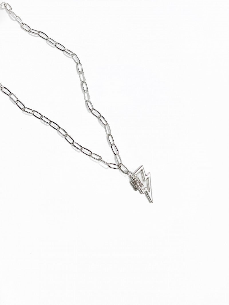 The Savannah Necklace Silver
