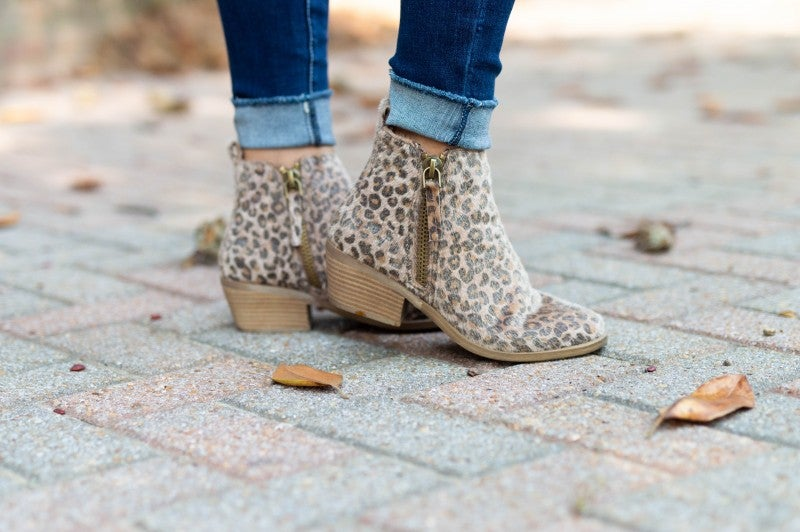- Always On The Move Booties