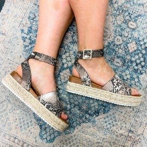 The Julie Sandals *Final Sale*