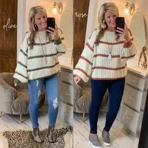 Always Something New Sweater