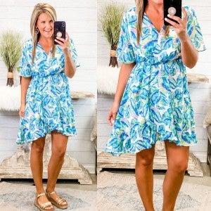 On Island Time Dress