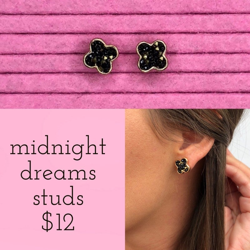 Midnight Dreams Studs