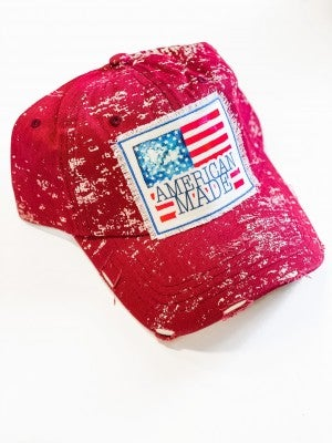 American Made Flag Hat