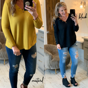 Fit For You Top *Final Sale*
