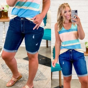 The Lucy Bermuda Shorts