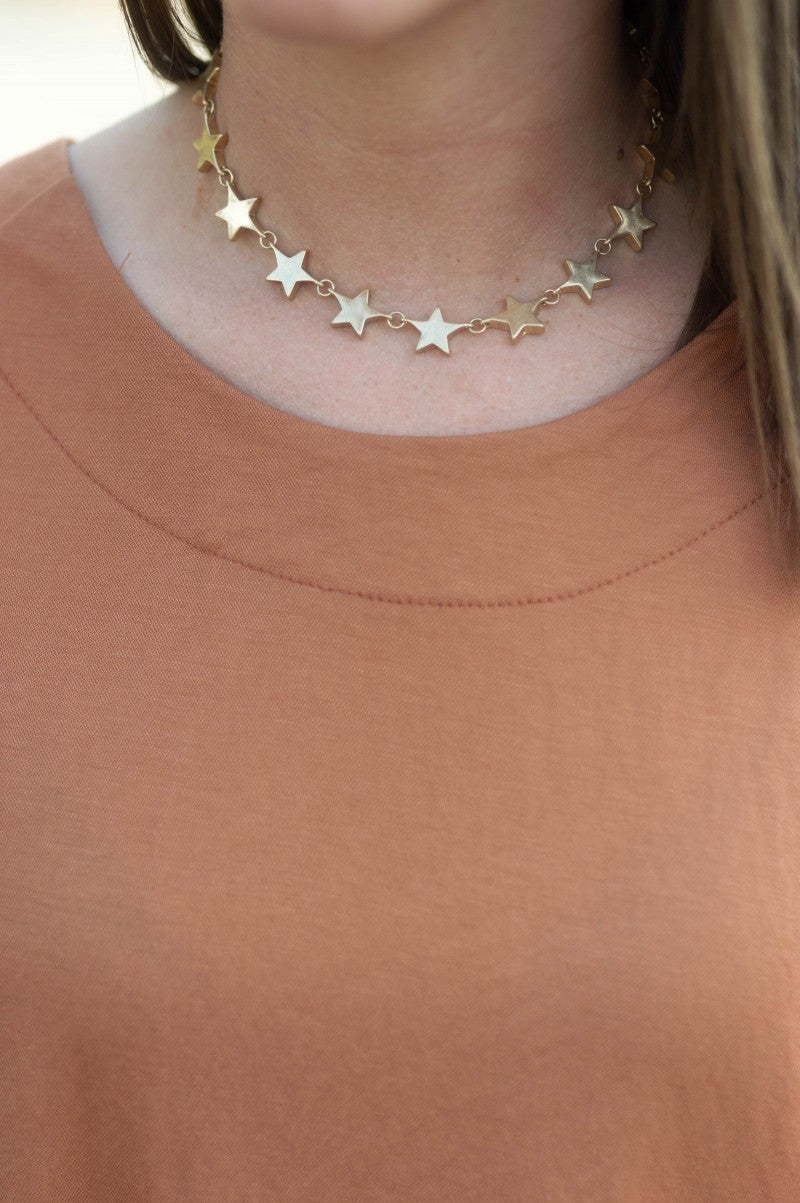 Never Looking Back Choker