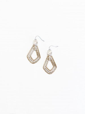 The Jasper Earrings