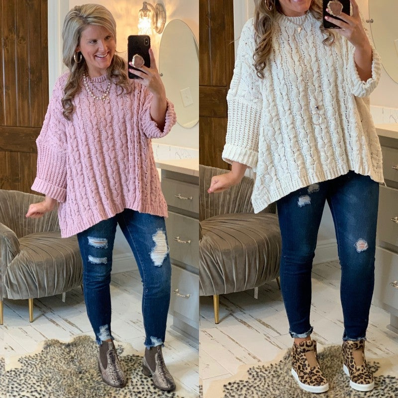 Heart For Fall Sweater