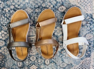 Just Work With It Sandals