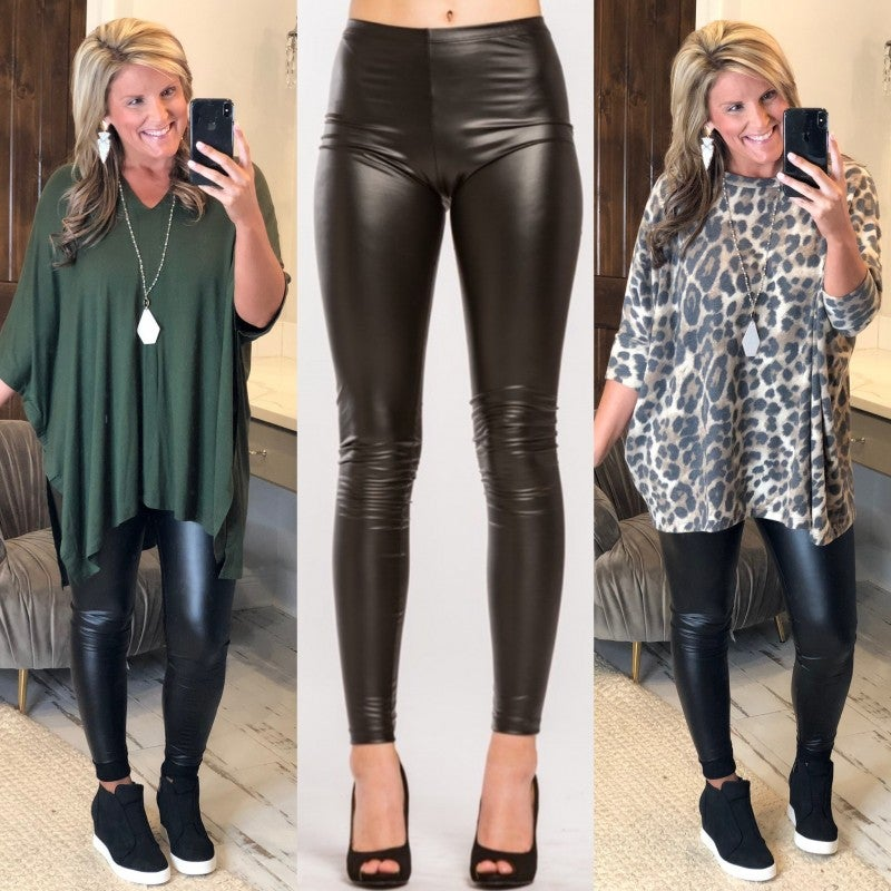 No Time Wasted Leggings