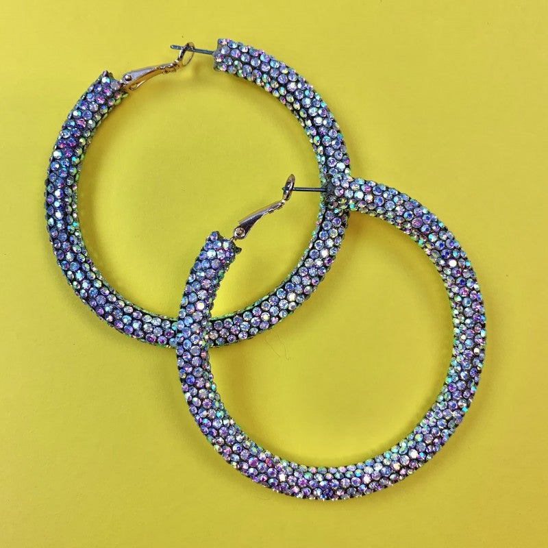 Bling For You Hoops
