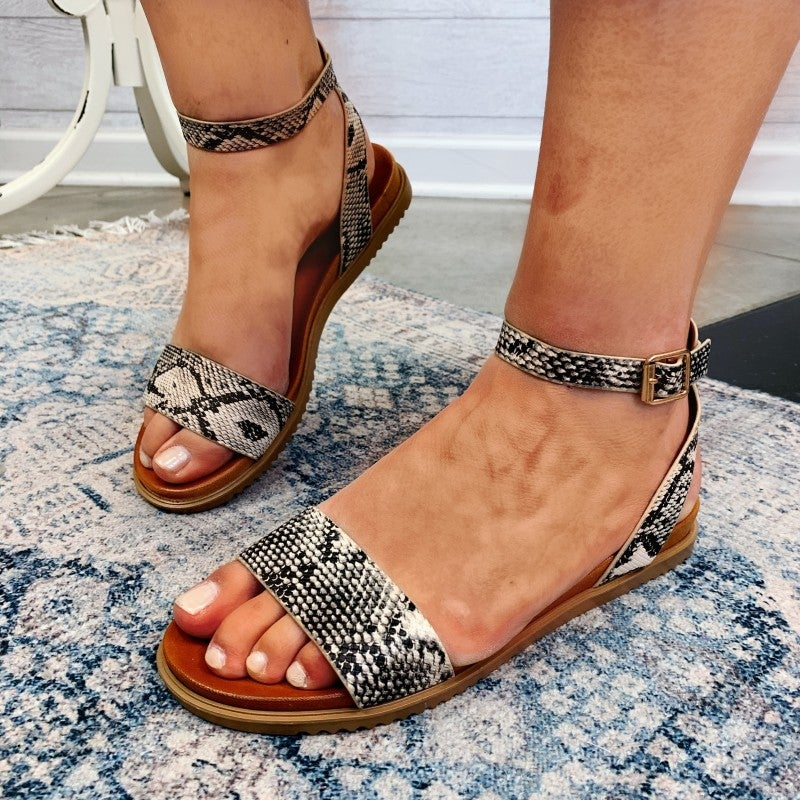 Sweet As Can Be Sandals