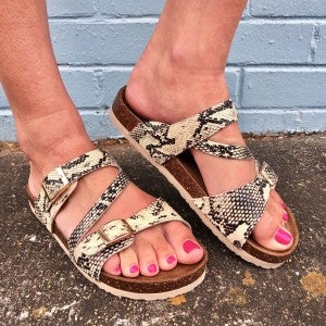 Step On Out Sandals