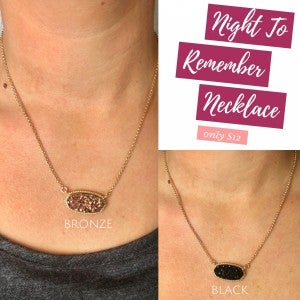 Night To Remember Necklace