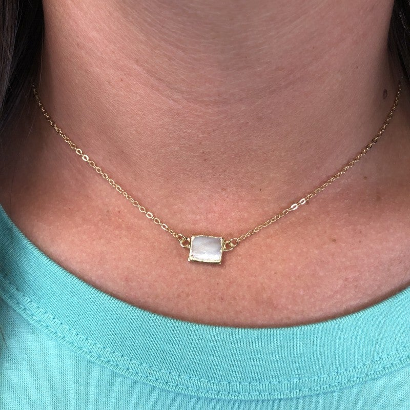 Simple Memories Dainty Necklace