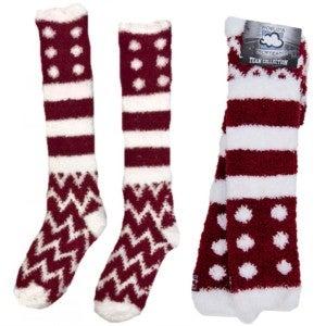 Gameday Fuzzy Socks