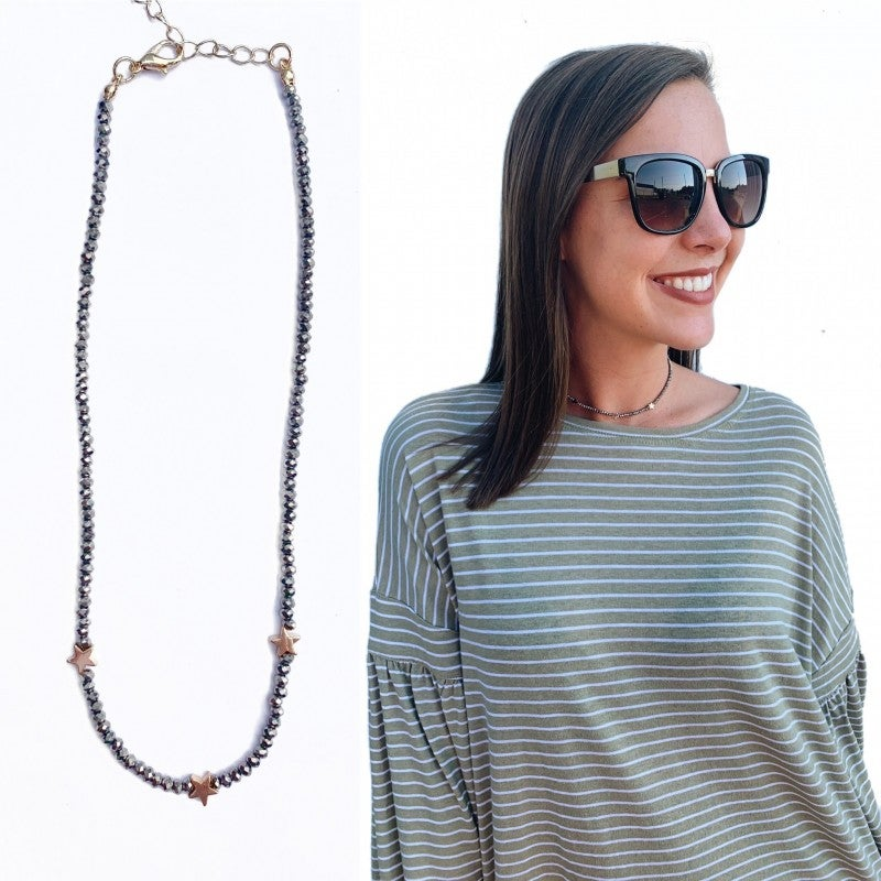 Just A Simple Day Dainty Necklace