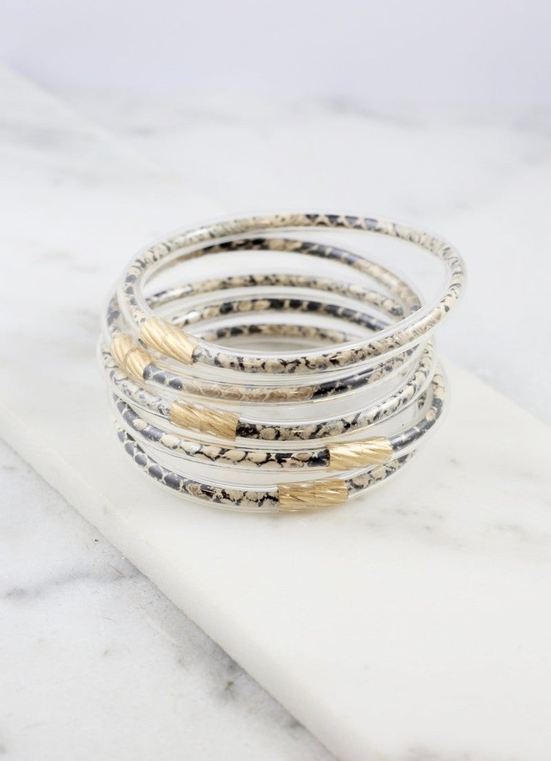 Never Miss Out Bracelet Stack