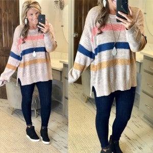 Just In Time Sweater
